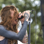 Against Me! at Riot Fest by Katie Hovland